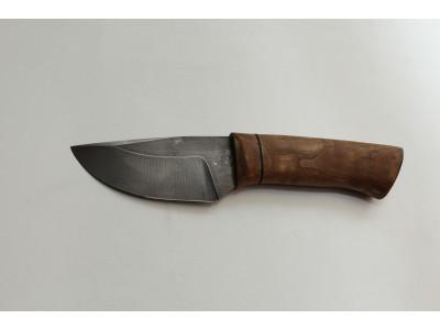 Нож  шкуросъёмный / Сталь Х12МФ